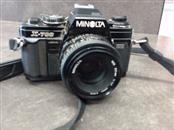 MINOLTA Film Camera X-700